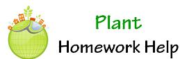 Homework help plants